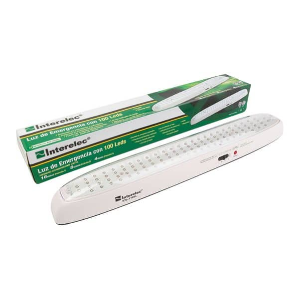014b-luces-de-emergencia-100-leds-interelec-certificado-bureau-veritas