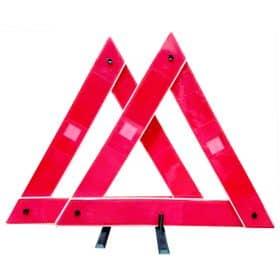 balizas triangulares viales